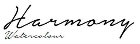 Marca do papel Harmony da linha Hahnemühle.